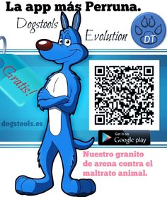 Cartel descarga app canina  Dogstools