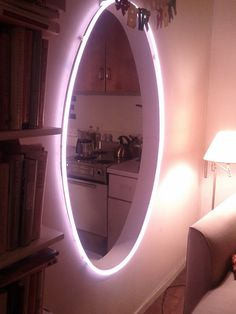 Real life portal!  Every home should have one.