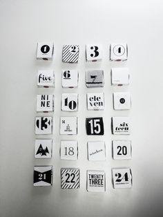 Advent Calendar  par Lydia Ekeroth