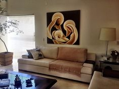 Religious Pictures, Religious Art, Living Room Canvas Art, Altar Design, Prayer Corner, Home Altar, Pooja Rooms, Prayer Room, Interior Decorating