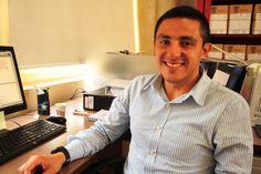 Andrés Narváez. Arquitecto supervisor
