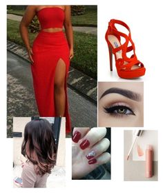 """Untitled #54"" by shareefchristina-1 ❤ liked on Polyvore featuring Prada and FACE Stockholm"