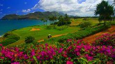 Golf Hawaii Kauai