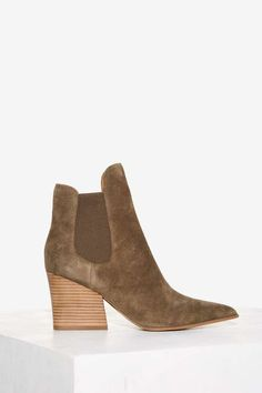 Kendall + Kylie Finley Suede Boot