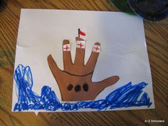 A ~ Z Schoolers: Adventures about Columbus Day