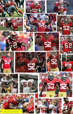 Patrick Willis 49ers Players, Football Players, 49ers Nation, Sf Niners, Patrick Willis, Nfl 49ers, San Francisco Giants, American Football, 4 Life
