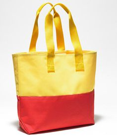 Kennebunk Tote, Colorblock