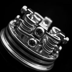 My Build of Vicious Ant 30mm Goliath RDA. I had to make some minor post hole modifications.