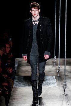 John Varvatos Menswear - Pasarela