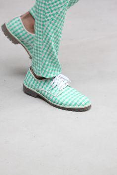 Walter Van Beirendonck shoes