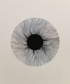 Buy Black eye 01 -  Tehos, Ink drawing by Tehos on Artfinder. Discover thousands of other original paintings, prints, sculptures and photography from independent artists.