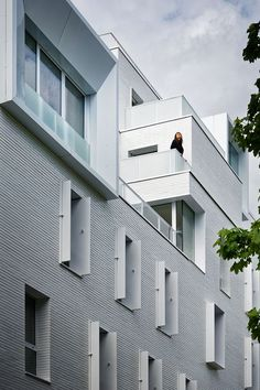 Rue d'Aubervilliers, Paris XIX - Paris XIX - Hamonic + Masson & Associés