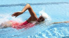 some forward crawl exercises to practice breathing and build up to the full stroke