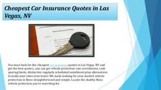 6 Signs You Re In Love With Car Insurance Quotes Las Vegas In 2020