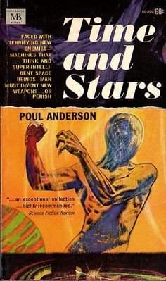Time and the Stars, Poul Anderson (1965), cover by Richard Powers