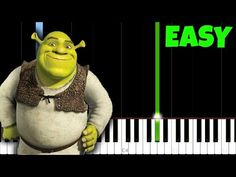 This is a piano tutorial for 'Fairytale' from the movie Shrek. If you enjoyed this, make sure to check out our other movie piano tutorials! Learn your favour. Leonard Cohen, Piano Sheet Music Letters, Easy Piano Songs, Instruments, Piano Tutorial, Free Sheet Music, Piano Keys, Disney Marvel, Piano Lessons