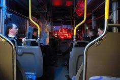 Naperville Pace Bus Photo By Michael Kappel