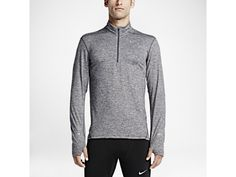 Nike Dri-FIT Element Half-Zip Men's Running Shirt