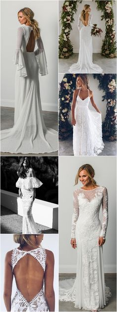 Grace Loves Lace wedding dresses Elixir collection