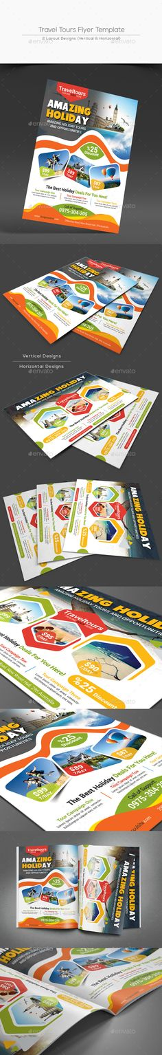 Travel Brochure \ Catalog Template Travel brochure, Brochures - sample travel brochure