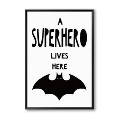 Black and White Children Inspirational Batman Canvas Painting Art Print Poster Picture Wall Children's Room Nordic Home Decor - Web 2020 Best Site Painting For Kids, Diy Painting, Batman Painting, Print Poster, Art Print, Love Wall Art, Room Posters, Art Posters, Decorating With Pictures
