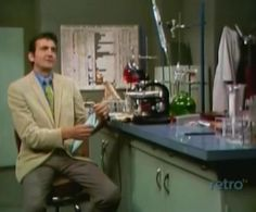 """Before there was a Lou Grant on """"The Mary Tyler Moore Show"""", there was a Lou Grant (Val Bisoglio) on """"The Doctors""""."""