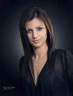 Ramona - Model: Ramona Nagyová