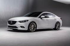 SEMA 2013 — 2014 Mazda6 Vector 6 Concept