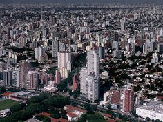 Buenos Aires - the capital of Argentina