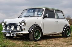 1310cc Downton mini coopers 1 of 30