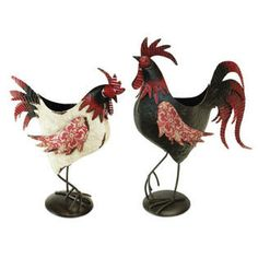 My love of roosters