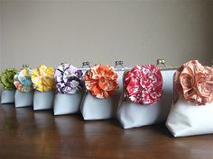 Love this bridesmaid gift idea. Personalized on the inside with ideas to fill it.