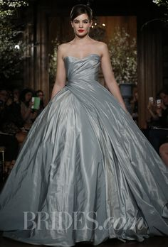Brides: Romona Keveza Collection - Spring 2014   Bridal Runway Shows   Wedding Dresses and Style   Brides.com