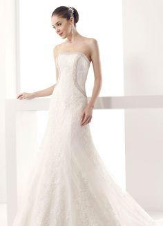Abito da Sposa JOAB15423IV collezione JOLIES 2015, Nicole Spose