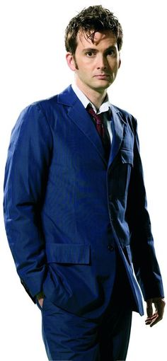 David Tennant as Dr.