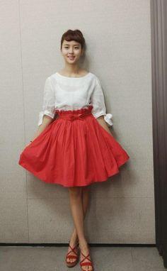 Kim So-Hyun 김소현 화이&레드