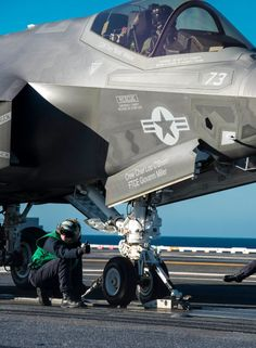 F-35C's Embarcado