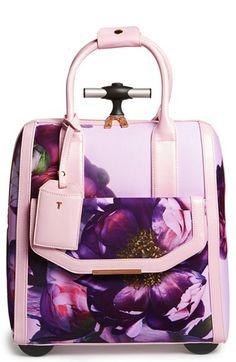 Ted Baker London Ted Baker London 'Sunlit' Floral Travel Bag available at #Nordstrom