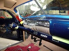 1950 Mercury Coupe - Assembly (continued).