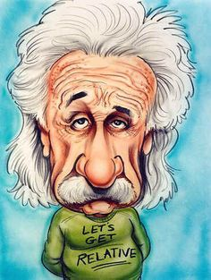 Albert Einstein - Dunway Enterprises - http://www.learn-to-draw.org/caricatures_clb.html?hop=dunway