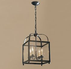 Pendant Lantern Lighting | The Most Awesomest Stuff Ever