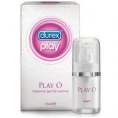 155577 Durex Play O Gel Estimulador del Orgasmo - 15 ml.