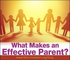 """Each parent and child has their own dynamic. Based on the discussion guide, """"Effective Parenting,"""" Staff Member Christine Farrugia wrote her own set of parental guidelines. If you were able to create a set of basic guidelines, what would they be?"""