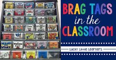 http://luckylittlelearners.com/2015/07/brag-tags.html