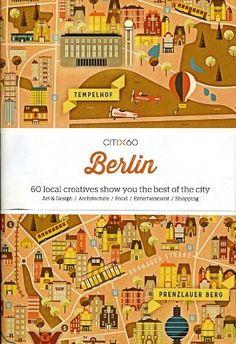 DESTINATION BERLIN! CITI X 60 - Looks great!