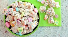 Una Bruja Piruja: Rocas dulces de chocolate y cereales