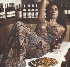Dinner??? Perfect Monica ❤️