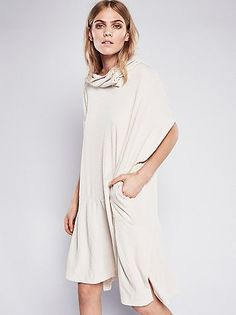 Lay Over Poncho