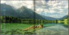 A Beautiful Lake in Ramsau Hintersee Alpine. Free Pictures, Free Images, Pictures Images, Christophe André, Photo Café, Lake Bell, Biomes, Landscape Pictures, Nature Pictures