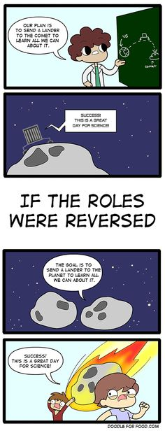 If dating roles were reversed
